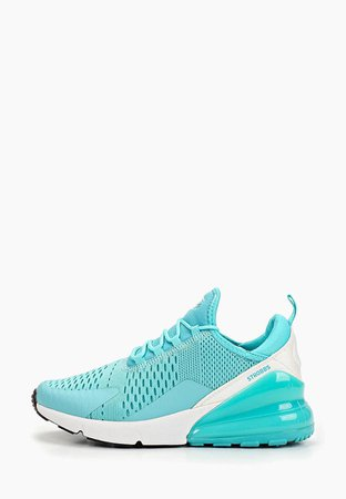 turquoise sneakers