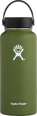 green hydro flask