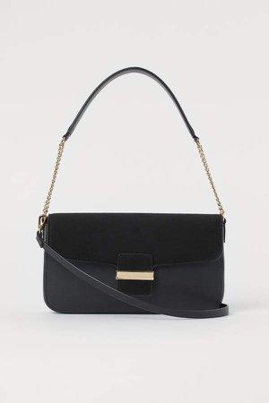 Shoulder Bag - Black