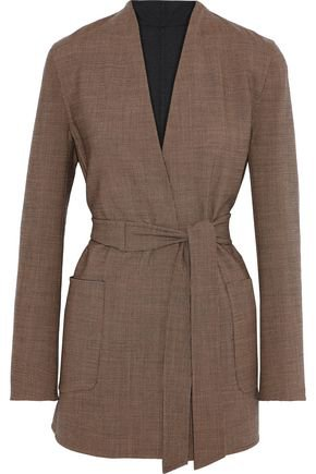 Geisha reversible houndstooth wool-blend jacket | MAX MARA | Sale up to 70% off | THE OUTNET