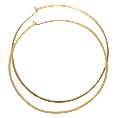 Gold Earring 2