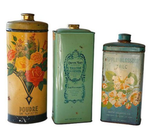 vintage french parfumes