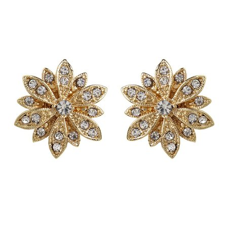 Edith Stud Earrings — Amrita Singh Jewelry and Accessories