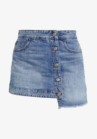 miss sixty - COLTON CULOTTES - Denim shorts