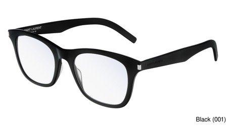 Saint Laurent SL 286 Slim Full Frame Prescription Eyeglasses
