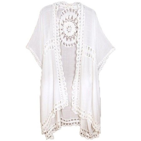 white bathing suit cover up - Google Search