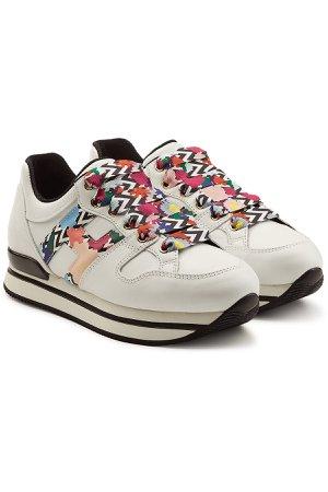 Leather Platform Sneakers Gr. IT 40