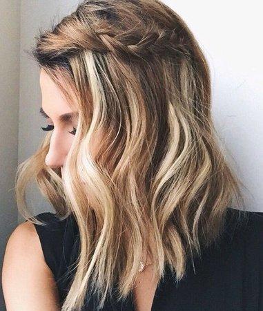 peinados con cabello suelto - Buscar con Google