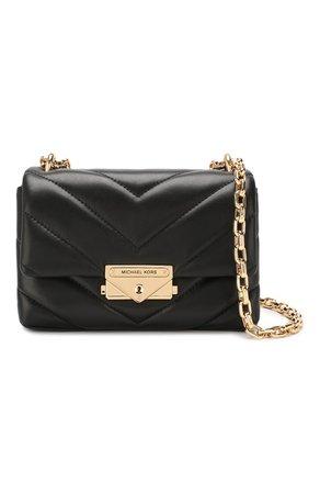 Женская черная сумка cece extra small MICHAEL MICHAEL KORS — купить за 27950 руб. в интернет-магазине ЦУМ, арт. 32T9G0EC1L