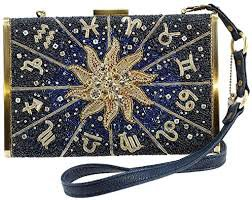 blue astrology purse - Google Search