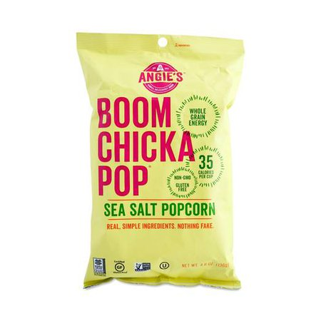 Boom Chicka Pop Popcorn