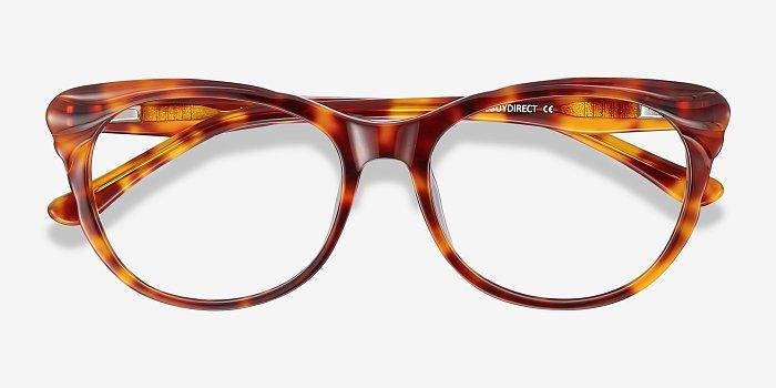 Mariposa - Cat Eye Tortoise Frame Glasses   EyeBuyDirect