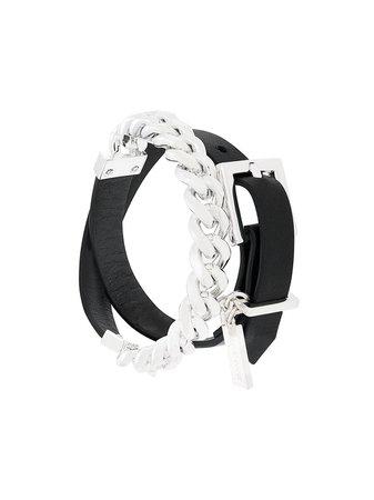 Coup De Coeur Chain Wrap Bracelet - Farfetch