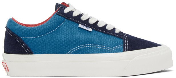 Blue NS OG Old Skool LX Sneakers