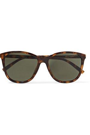 Le Specs | Entitlement cat-eye tortoiseshell acetate sunglasses | NET-A-PORTER.COM