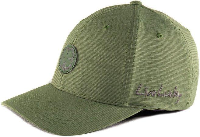 Black Clover Sharp Luck Snapback Hat
