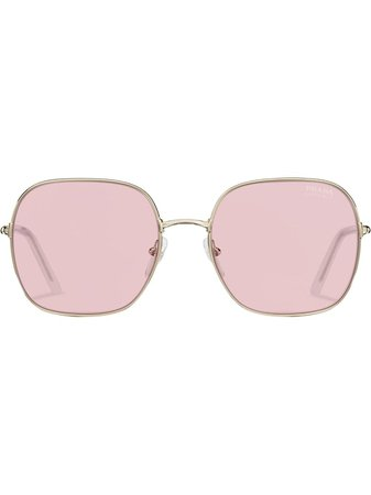 Prada Eyewear Decode oversize-frame Sunglasses - Farfetch