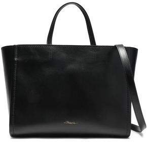 Hudson City Leather Tote