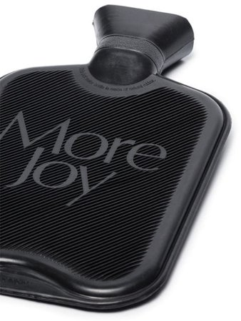 More Joy Logo Detail Hot Water Bottle - Farfetch