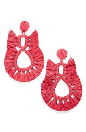 BaubleBar Celia Fringe Earrings | Nordstrom