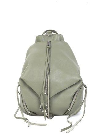 Rebecca Minkoff Green Julian Backpack