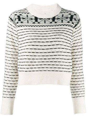 Calvin Klein Jeans Suéter De Tricô - Farfetch