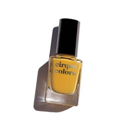 Urbanized Mustard Nail Polish Yellow Creme Polish Vegan | Etsy
