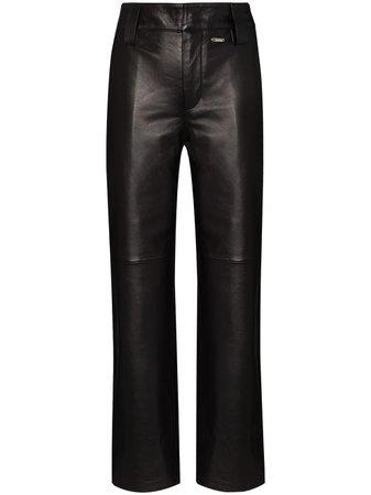032c Système De La Mode Work Trousers - Farfetch