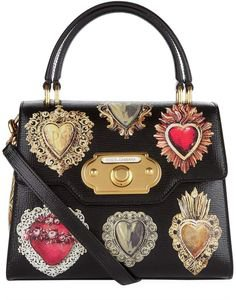 Welcome Queen of Hearts Handbag