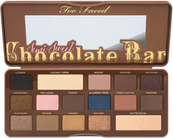 Too Faced Semi Sweet Chocolate Bar Eyeshadow Palette