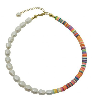 Surf's Up Necklace - Mathe Jewellery