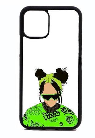 Billie Eilish iPhone 12 case