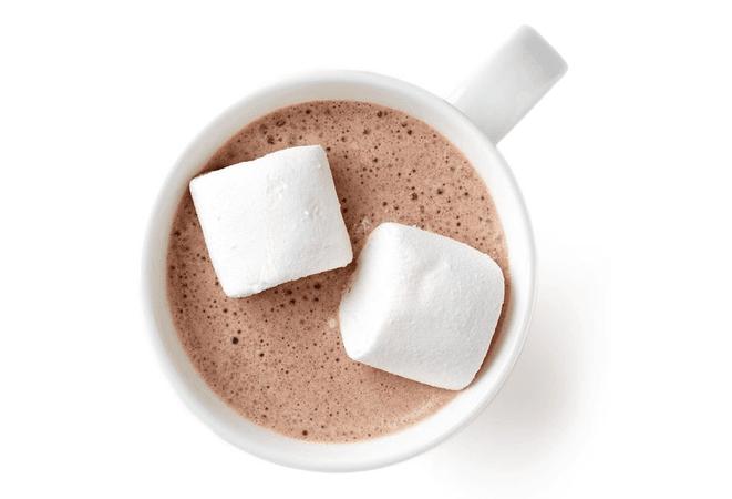 Hot Chocolate w/ Marshmallow