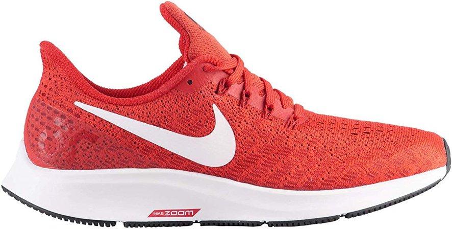 Amazon.com   Nike Womens Air Zoom Pegasus 35 Running Shoes (8, University Red)   Road Running