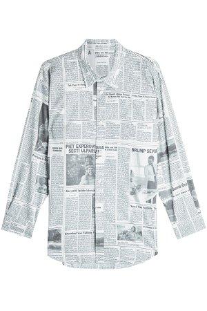 Printed Shirt Gr. FR 42