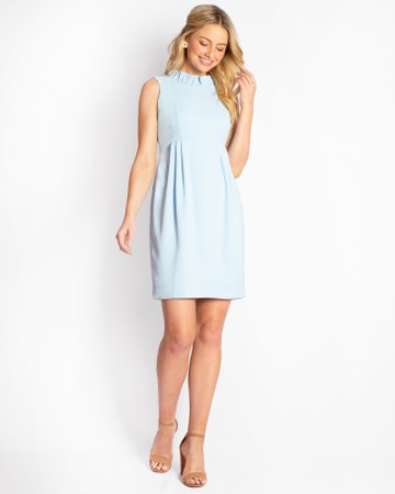THE GO GO DRESS IN LIGHT PINK | Camilyn Beth