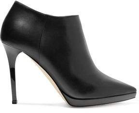 Lindsey Leather Ankle Boots
