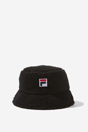 Fila Lcn Teddy Bucket Hat