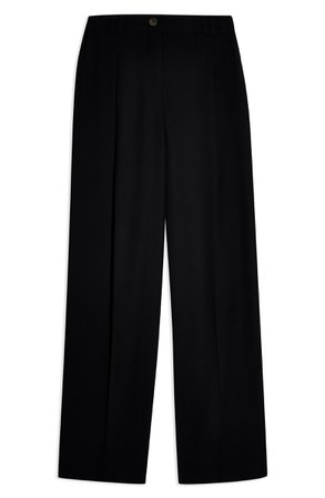Topshop Twill Peg Suit Trousers | Nordstrom