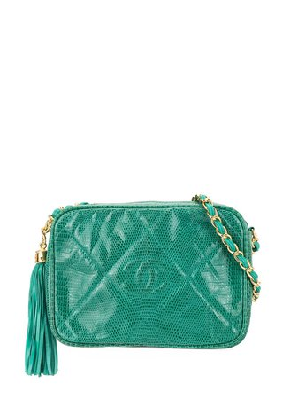 Chanel Fringe Detail Shoulder Bag