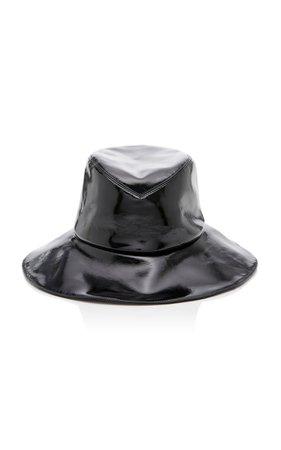 Clyde Vinyl Bucket Hat Size: S/M