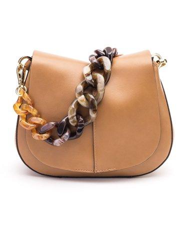 Gianni Chiarini Gianni Chiarini Helena Round Resin Leather Bag