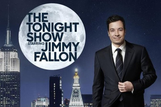 The late show with jimmy fallon