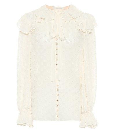 Zimmermann, Ruffled blouse