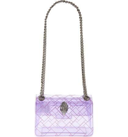 Kurt Geiger London Mini Kensington Transparent Shoulder Bag | Nordstrom