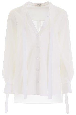 Alexander McQueen Poplin Shirt