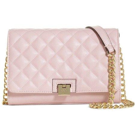 Small Light Pink Shoulder Bag