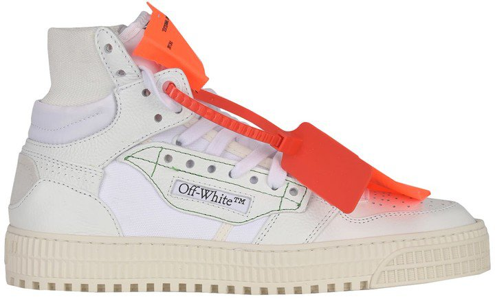 Off White Court 3.0 Sneakers
