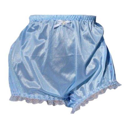 blue pajama shorts png