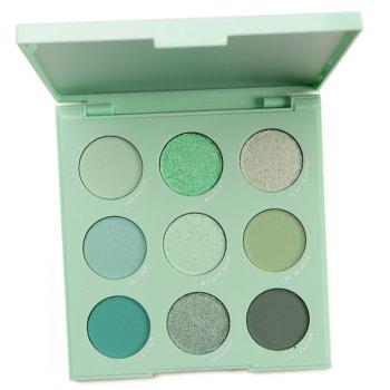 Mint to Be - Pastel Mint Eyeshadow Palette   ColourPop